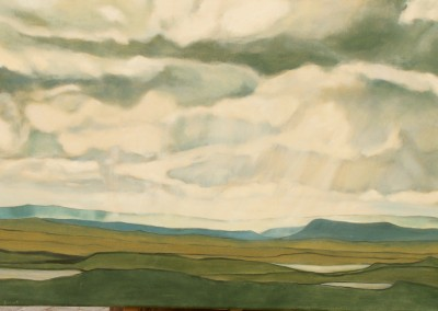 Sky Bound 20 x 40 oil sold
