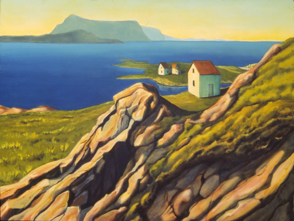 newfoundland paintings